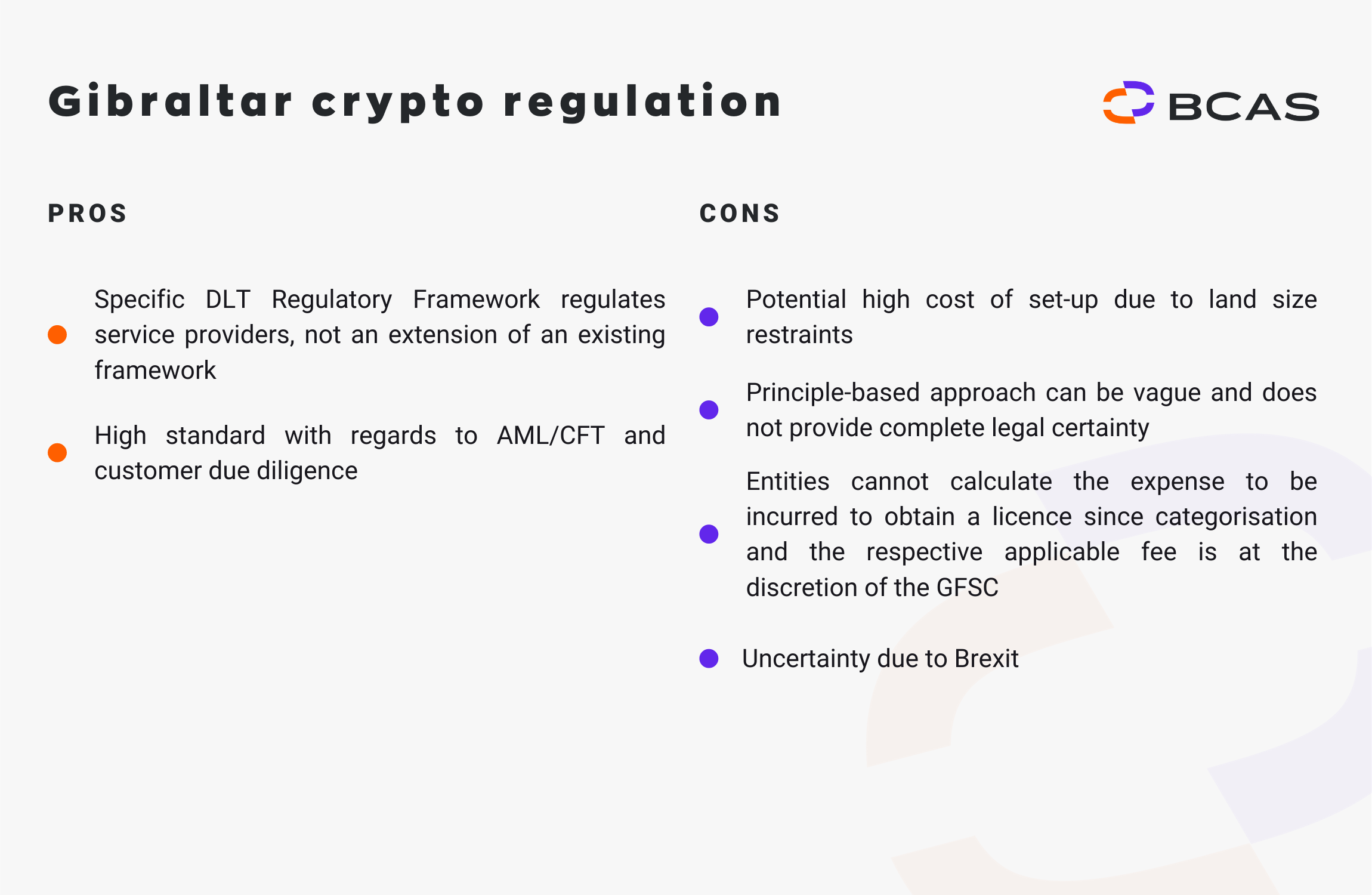 _Gibraltar crypto regulation